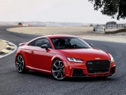 Audi TT RS 2018 có giá 1,47 tỷ đồng