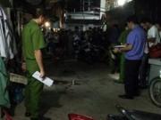 Công nhân thu gom rác bị đâm tử vong tại quán café