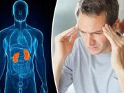 Sức khỏe đời sống - 9 dấu hiệu phổ biến của suy thận mãn tính