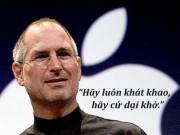 Tài chính - Bất động sản - 11 câu nói của Steve Jobs có thể giúp bạn thành công