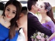 """Đời sống Showbiz - Hơn chồng 8 tuổi, Lâm Khánh Chi vẫn """"yếu đuối"""" như gái đôi mươi"""