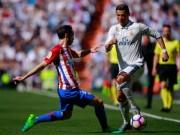 Real Madrid - Atletico: Siêu sao tỏa sáng kịp lúc