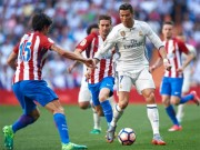 Bóng đá - Real: Ronaldo vô duyên đến lạ, Zidane chạm mốc mới