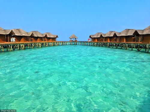"""""""Bỏ túi"""" ngay bí kíp du lịch Maldives giá rẻ - 1"""