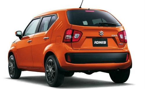 Suzuki Ignis 2017 được định giá chỉ 238 triệu đồng - 3