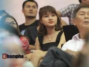 Bóng đá - Người đẹp tròn mắt xem người hùng Futsal World Cup đọ sức