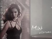 Thời trang - Bà Tưng dẫn đầu hot trend cam, Minh Tú sexy đốt cháy sàn diễn