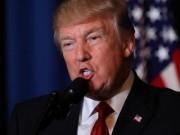 Trump giải thích vụ dội tên lửa vào Syria với quốc hội Mỹ