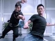 """Phim - Ngô Kinh bắt tay """"Lý Tiểu Long"""" Thái Lan đánh bại sát thủ"""