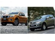 """Mitsubishi Triton và Nissan Navara sẽ được  """" hợp nhất """""""