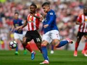 Sunderland - MU: Thẻ đỏ  & amp; bữa tiệc 3 bàn