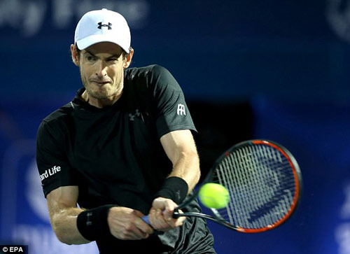 Tin thể thao 10/4: Murray tái xuất, đấu Federer