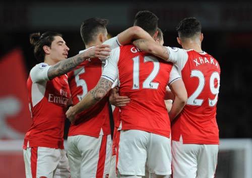"Crystal Palace – Arsenal: ""Cửa tử"" cận kề - 2"