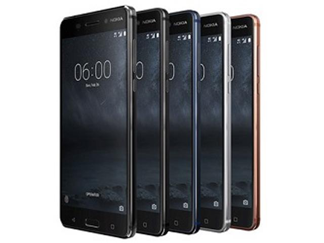 """Top smartphone """"đình đám"""" của Nokia trong năm 2017"""