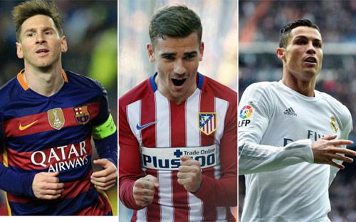 Champions League trước tứ kết: Lo cho Real và Barca