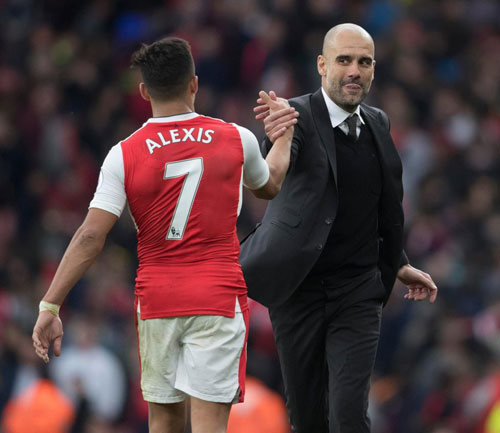 Sanchez gây sốc: Tái ngộ Guardiola với giá khủng
