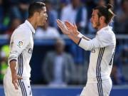 Real Madrid: Sự đố kỵ làm hại Ronaldo và Gareth Bale