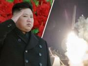 """Triều Tiên phản ứng vụ Trump  """" dội bão lửa """"  vào Syria"""