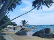 """Đảo Hòn Sơn- Kiên Giang  """" soán ngôi """"  Nam Du trong hè này"""