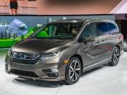 Tin tức ô tô - Honda Odyssey tiên phong ứng dụng hộp số 10 cấp