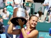 Thể thao - BXH tennis 10/4: Mỹ nữ xinh như Sharapova lọt top 30