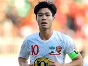 Bóng đá - Trọng tài bẻ còi ở V-League: Thủ lĩnh Công Phượng ở đâu?