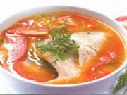 Ẩm thực - 20 thực phẩm cấm kị ăn chung với cá