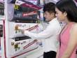 Thị trường điện lạnh: Hàng tiết kiệm điện năng hút khách dịp đầu hè