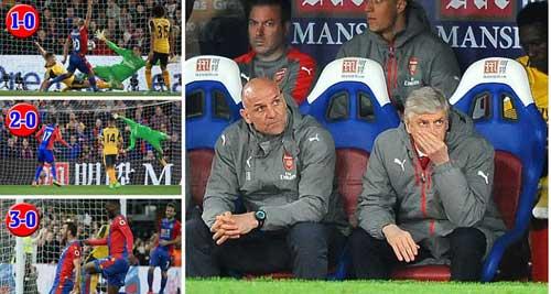 """Thua thảm, dàn sao Arsenal bị gọi là """"những kẻ hèn nhát"""" - 2"""