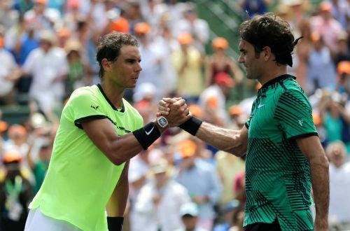 Monte-Carlo Masters: Vắng Federer, Nadal liệu có nhàn hơn?