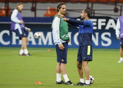 """Ibra """"hồi xuân"""": Cần phải cảm ơn """"kẻ thù"""" Pep Guardiola - 3"""