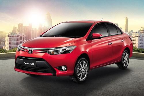 10 mẫu xe bán chạy nhất Việt Nam tháng 3/2017 - 10