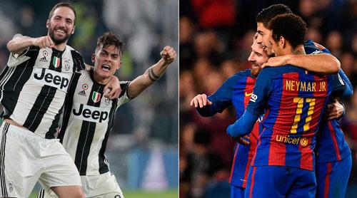 Juventus – Barcelona: Bại binh phục hận, chờ đại tiệc - 1