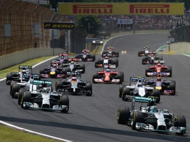 """Đua xe F1, Brazilian GP: Uy phong của tân vương và danh dự của """"mãnh thú"""" 4"""