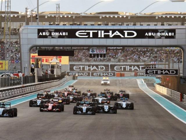 Đua xe F1, Abu Dhabi GP: Đoạn kết rực lửa, quyết đấu đến cùng 6