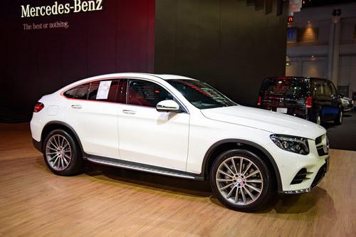 Mercedes GLC Coupe 2,6 tỷ đồng đấu BMW X4 - 2