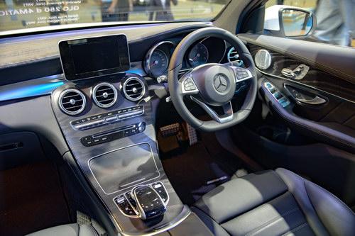 Mercedes GLC Coupe 2,6 tỷ đồng đấu BMW X4 - 4