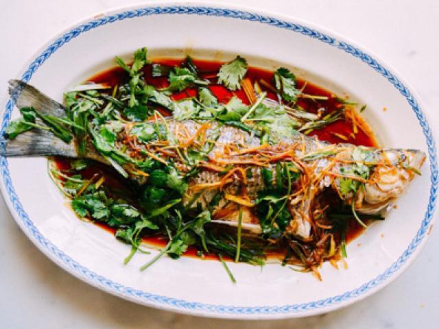 Cá lau kính hấp sả, món khoái khẩu của dân nhậu 4