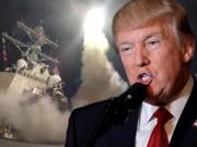 Thế giới - 5 vũ khí Trump có thể dùng nếu leo thang quân sự ở Syria
