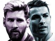 Bóng đá - Ronaldo – Messi đua 100 bàn cúp C1: Thiên hùng ca bất hủ