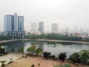 """Tài chính - Bất động sản - Lấp hồ xây chung cư: Nếu """"bật đèn xanh"""", họ sẽ làm"""