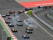 Thể thao - Lịch thi đấu F1: Austrian GP 2017