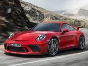 """Tư vấn - Porsche """"miễn phí"""" nâng cấp hộp số sàn cho 911 GT3 2018"""