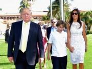 Thế giới - Trump nghỉ dưỡng 1 năm bằng Obama đi lại suốt 8 năm