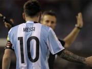 Messi được hiến  kế lạ , giảm án treo giò ĐT Argentina