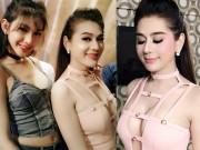 Ca nhạc - MTV - Choáng với hội phù dâu toàn chân dài chuyển giới của Lâm Khánh Chi
