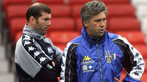 "Bayern-Real, Ancelotti-Zidane: Danh sư ""trị"" cao đồ - 1"