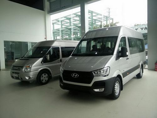 Xe 16 chỗ Hyundai Solati giá 1,19 tỷ đồng tại Việt Nam - 2