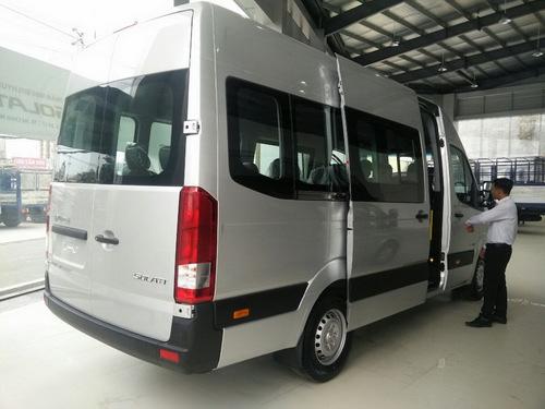 Xe 16 chỗ Hyundai Solati giá 1,19 tỷ đồng tại Việt Nam - 3