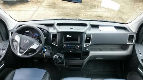 Xe 16 chỗ Hyundai Solati giá 1,19 tỷ đồng tại Việt Nam - 4